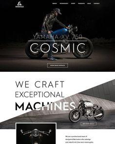 Kaliteli motora kaliteli internet sitesi tasarımı yakışır. #motor #motorcycle #motorbike #motors #motorcycles #chopper #motosiklet #motosikletli #motosikletmutluluktur #ikiteker #ikitekeraşkı #ikitekerözgürlüktür #ikitekerlek #ux #uxd #uxdesign #ui #uidesign #tasarim #eticaret #ecommerce #web #website #webtasarım #webtasarim