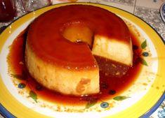Receita Pudim de Padaria, essa e mais Receitas deliciosas da Ana Maria, você só encontra aqui no site ReceitasAnaMaria.net