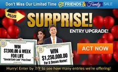 Free Online Sweepstakes & Contests | PCH.com Pch Dream Home, Lotto Winning Numbers, Limousine Car, Win For Life, Golden Ticket, Online Sweepstakes, Win Money, Web Address, Friends Family