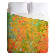 Stephanie Corfee Sundrops 1 Duvet Cover | DENY Designs Home Accessories