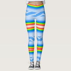 Colorful Design Leggings - fun gifts funny diy customize personal