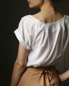 skirt/blouse