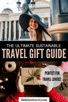 15 Ethical Gift Ideas for Sustainable Travel Lovers | Little Lost Travel