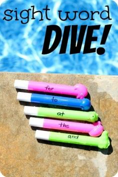 Sight Word Dive!