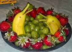 Ideas & Products: Banana Dolphin Fruit Platter