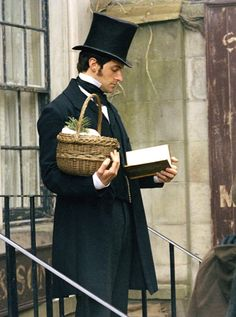the-garden-of-delights: Richard Armitage as John Thorton inNorth and South (TV Mini-Series, 2004).
