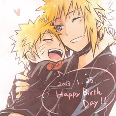 NARUTO ;-; I FEEL SO HAPPY FOR HIM :)