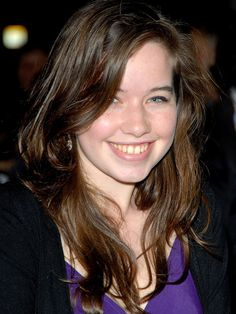 Anna Popplewell! Susan in the Narnia Movies :)