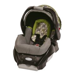 Graco Classic Connect Snugride Infant Car Seat Base Silver New