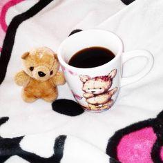 teddy bear coffee