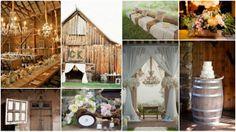 rustic glam wedding ideas | Found on irresistibleweddingdesigns.com