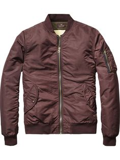 Classic Bomber Jacket | Scotch & Soda