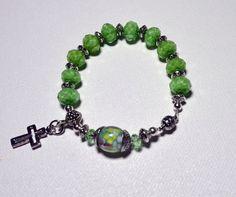 Monday Madness SALE 30 Percent off  Emerald by ShizaruDesigns, $16.80