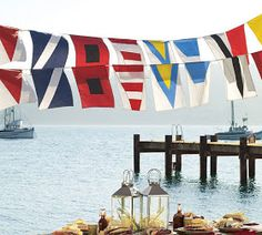 Nautical by Nature: Keys to a Successful Nautical Dinner Party