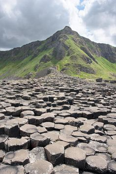 The Giant's Causeway in Northern Ireland Photograph by Pierre Leclerc