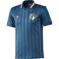 adidas Camiseta de Fútbol Retro Italia | adidas Colombia