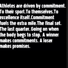 Athletes.