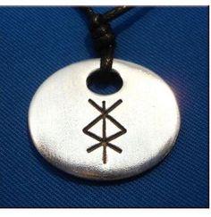 Binderunen Amulett Schutz mehr Infos auf:  www.Guntia-Militaria-Shop.de