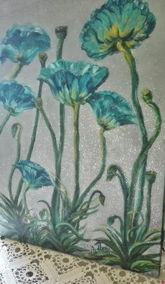Papaveri blu di Apollonia Grammatico