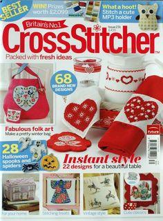 CrossStitcher Issue 231 Christmas 2010  Hardcopy