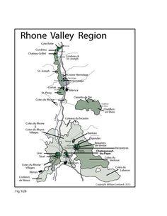 France: Rhone #Wine Region   by @wine_educators
