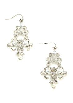 LOLITA Lacy Filligree Chandelier Earrings