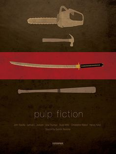 pulp fiction by Ibraheem Youssef, via Flickr