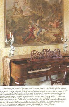 Box grand piano