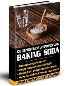 Ik drink elke ochtend op een nuchtere maag een glas lauw water met 1 theelepel Baking Soda, toegevoe...