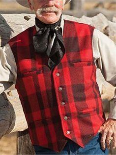 Men's Casual V-neck Plaid Vest – ebuychic Plaid Vest, Order Checks, Men Online, Pattern Fashion, Amazing Women, Men Casual, V Neck, Mens Fashion, Hoodies