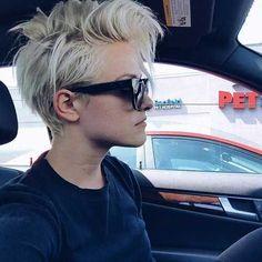 50+ Pixie Haircuts - http://www.2016hairstyleideas.com/haircuts/50-pixie-haircuts.html