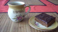 Fotorecept: Koláč z kyslého mlieka Dessert Recipes, Desserts, Food To Make, Mugs, Tableware, Recipies, Tailgate Desserts, Deserts, Dinnerware