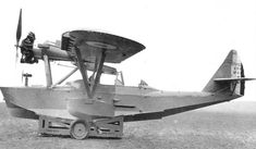 Potez 452 (1932) catapult navy recon