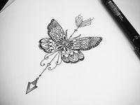 1000+ Bilder zu Tattoo ideas auf Pinterest | Pfingstrosen-Tattoo ...