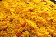 Carnicería y comidas caseras Antonio - Paella. Especialistas en la paella valenciana. Con mucho sabor.