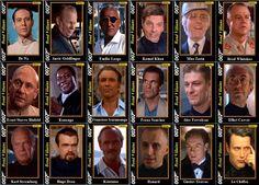James Bond - nikolaitradingcards