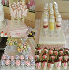 Sweets for Baby Shower