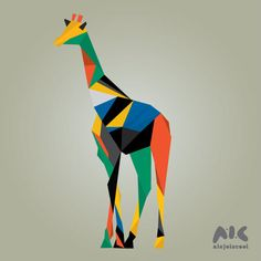 South African Colours - AfroBougee - For Proud Africans South Africa Art, South African Flag, South African Design, African Logo, Africa Flag, African Colors, African Art Paintings, African Animals, Pattern Art