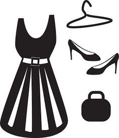 Shoes and Dress for you!  This is a studio file.  There are several files available.