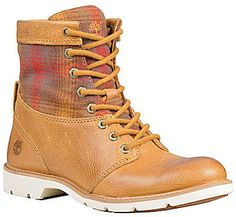 Timberland Bramhall Pendleton Boots
