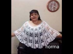 Bluson,capa o blusa de piñas(capita) - YouTube