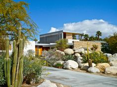 Kaufmann House Palm Springs Photography: Annalisa Capurro