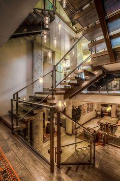 7 Light Fixtures to Love, Home Decor, 7 Contemporary Light Fixtures to Love in Stunning Mountain homes.