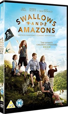 The new Harbour Pictures film of 'Swallows and Amazons' starring Rafe Spall, Andrew Scott and Kelly Macdonald will be released to the UK public on DVD and Blu-ray on 12th December 2016.…