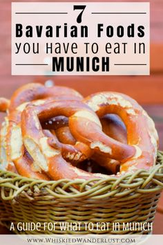 What to Eat in Munich :: 7 Must Eat Bavarian Dishes – Whiskied Wanderlust What to Eat in Munich :: 7 Must Eat Bavarian Dishes Bavarian foods you have to eat in Munich, a guide to what to eat in Munich. Visit Munich, Visit Germany, Munich Germany, Germany Travel, Bavaria Germany, Bavarian Recipes, Bavarian Food, Hungarian Recipes, Salzburg