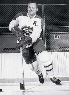 DOUG HARVEY:    Harvey is regarded as one of the best defensemen to ever play in the league and has seven Norris Trophy wins to prove it.    -  100 greatest players in NHL history  -  October 11, 2016