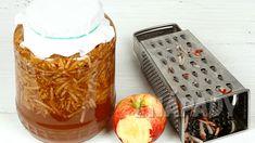Domácí výroba jablečného octa   Prima nápady Kitchen Appliances, Diy Kitchen Appliances, Home Appliances, Kitchen Gadgets