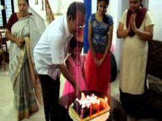 Birth Day Celebrations - Sandy Xavier