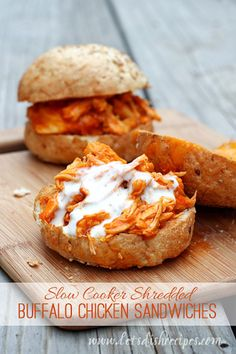 Buffalo Chicken Sandwiches > any burger ever
