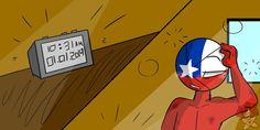 Read Arreglar las cosas from the story Imagenes yaoi de CountryHumans by with reads. chile, etc, canmex. Mundo Comic, Wattpad, Country Men, Hetalia, Chile, Geek Stuff, Marvel, Humor, Superhero
